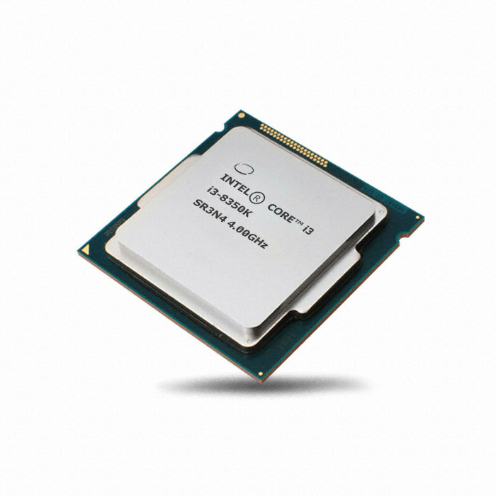 인텔 코어i3-8세대 8350K (커피레이크) (벌크)