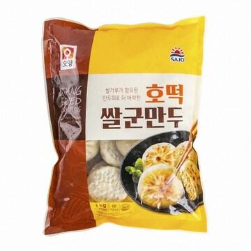 사조오양 호떡 쌀군만두 1kg(1개)