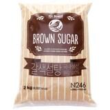 이마트 노브랜드 갈색설탕 2kg  (1개)
