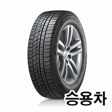 한국타이어  윈터 아이셉트 이지투 에이 W626 155/70R14 (장착비별도)