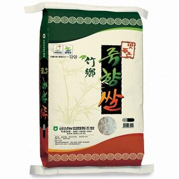 금성농협  담양 맛좋은 죽향쌀 10kg (1개)