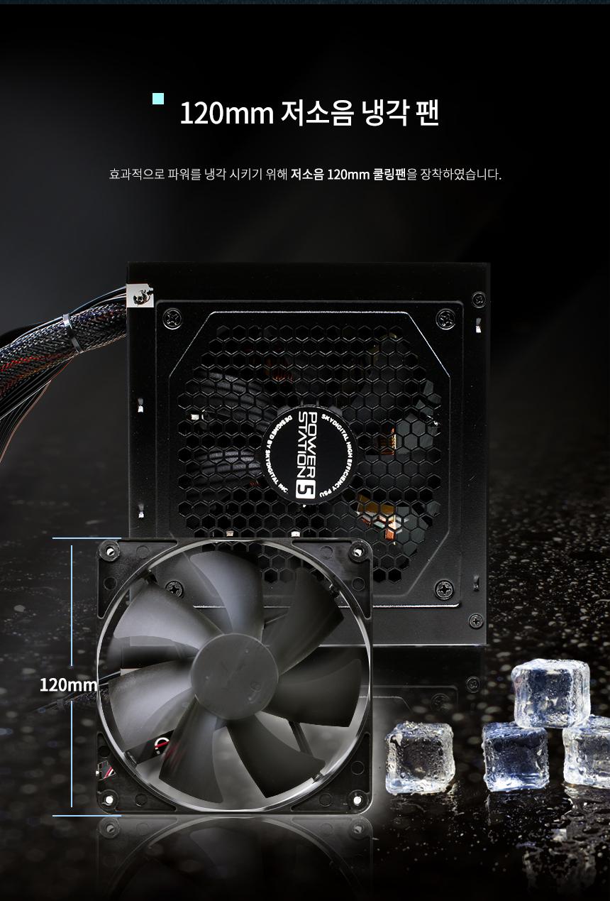 스카이디지탈  파워스테이션5 PS5-600EV Standard