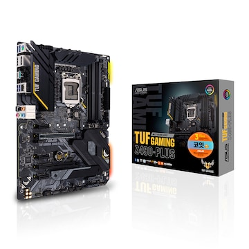 ASUS TUF Gaming Z490-PLUS 코잇