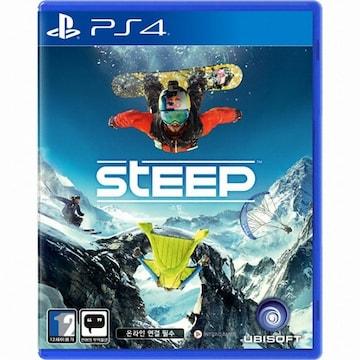 UBIsoft 스팁 (Steep) PS4 (영문판,일반판)