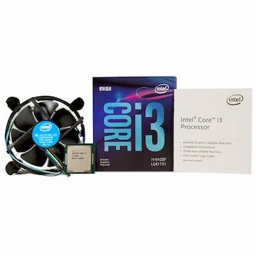 인텔 코어i3-9세대 9100F (커피레이크-R)(정품)