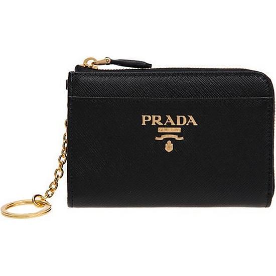 프라다 사피아노 카드 지갑