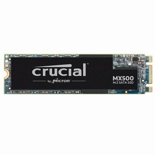 마이크론 Crucial MX500 M.2 SATA 대원CTS(500GB)