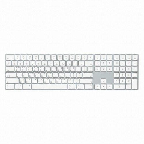 APPLE Magic Keyboard with Numeric Keypad (MQ052KH/A) (정품)_이미지