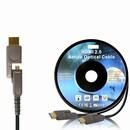 HDMI 2.0a AOC 하이브리드 광 케이블