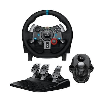 로지텍 G29 레이싱 휠 (PS4/ PS3/ PC)(+ G29 쉬프터, 정품)