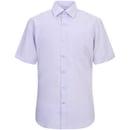 솔리드 일반핏 반소매 셔츠 YJ1MBR042VI