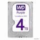 Western Digital WD PURPLE 5400/64M/해외구매 (WD40PURZ, 4TB)_이미지
