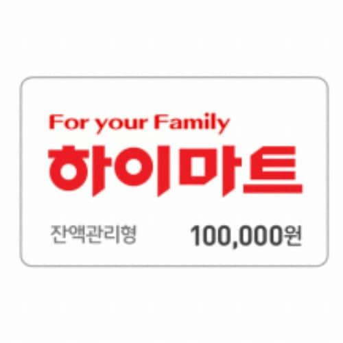 확인중 하이마트 잔액관리형 모바일 금액권 (10만원)