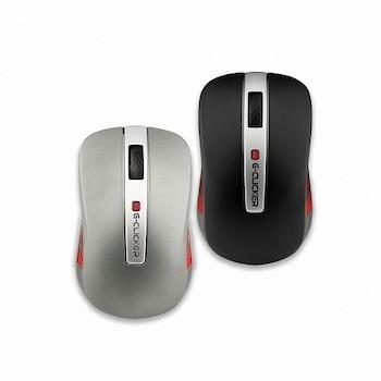 지클릭커 GM-W6100 무소음 무선 마우스 (블랙)