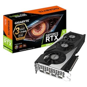 GIGABYTE 지포스 RTX 3060 Ti Gaming OC D6 8GB 제이씨현_이미지