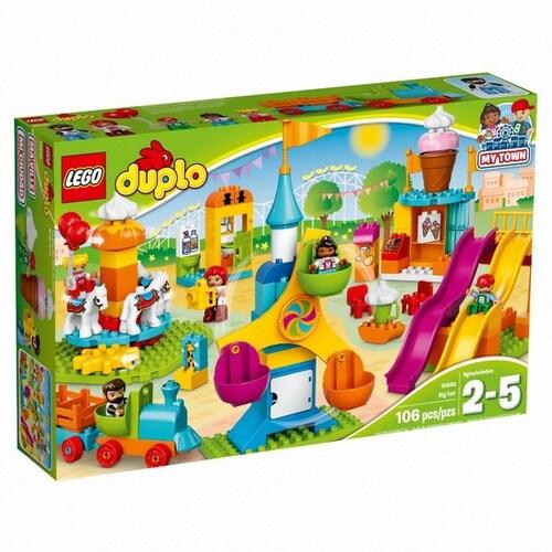 듀플로 놀이공원 (10840)