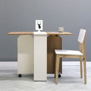 소프시스  트윈 테이블 1060 (의자별도)