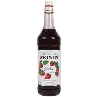 모닌 스트로베리 딸기 시럽 1L (1개)_이미지