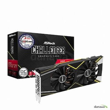ASRock 라데온 RX 5700 XT CHALLENGER D OC D6 8GB 디앤디컴_이미지