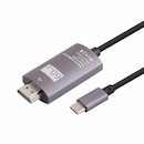 Type C to HDMI 컨버터 케이블
