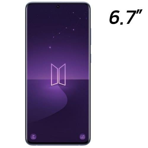 삼성전자 갤럭시S20 플러스 5G 256GB BTS 에디션, SKT 완납 (기기변경, 선택약정)_이미지