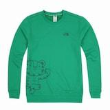 노스페이스  수호랑 스��셔츠 (OM5MI53B, 그린)_이미지