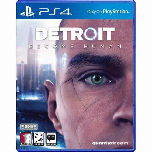 디트로이트: 비컴 휴먼 (DETROIT: Become Human) PS4 한글판,일반판_이미지