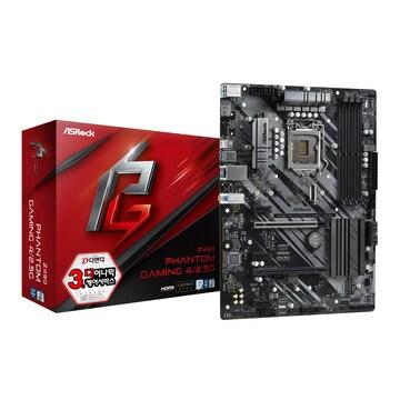 ASRock Z490 Phantom Gaming 4/2.5G 디앤디컴