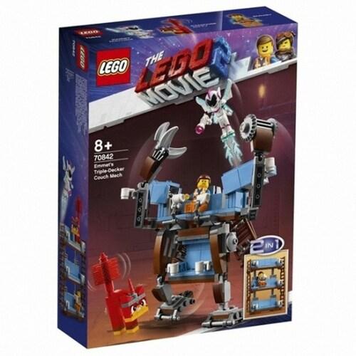 레고  레고 무비 에밋의 트리플 데커 (70842) (해외구매)_이미지