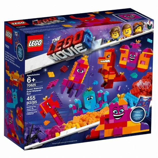 레고 레고 무비 와테브라여왕의 무엇이든 조립박스 (70825) (정품)