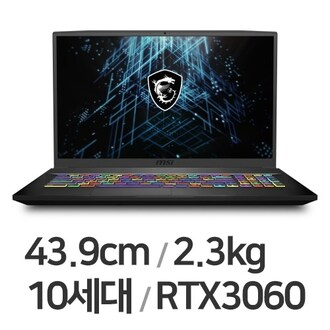 MSI GF시리즈 GF75 Thin 10UEK-i7 (SSD 512GB)_이미지