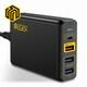 웨이코스 씽크웨이 퀵차지3.0+USB-PD 90W 4포트 충전기 CORE D754 PD 퀵_이미지