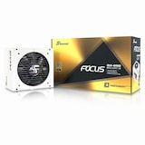 시소닉 FOCUS GOLD GX-850 WHITE Full Modular