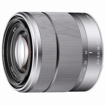 SONY 알파 E 18-55mm F3.5-5.6 OSS (병행수입)_이미지