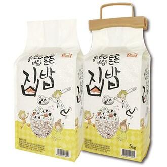 세븐데이 집밥 20곡 담은쌀 5kg (2개)_이미지