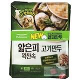 풀무원 생가득 얇은피 꽉찬속 고기만두 440g  (4개)