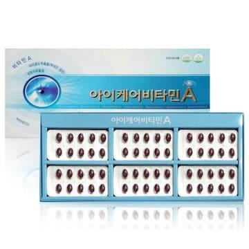 종근당건강 아이케어비타민A 180정(1개)