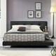 세진TLS 파로마 크로켓 평상형 침대 퀸 (Q) (독립쿠션스프링)_이미지_0
