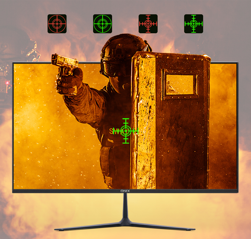 큐닉스그룹 큐닉스 QX242F Real 75 HDR