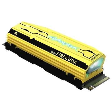 Seagate 파이어쿠다 520 사이버펑크 2077 리미티드 에디션 M.2 NVMe 해외구매