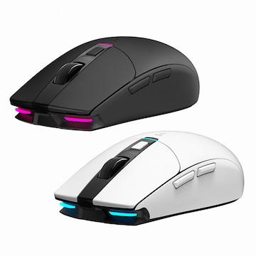 앱코 HACKER A250W 3335 RGB 무선 게이밍 마우스