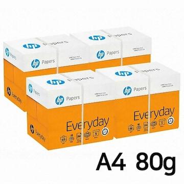 HP 에브리데이 복사용지 A4 80g 박스 (10,000매)_이미지
