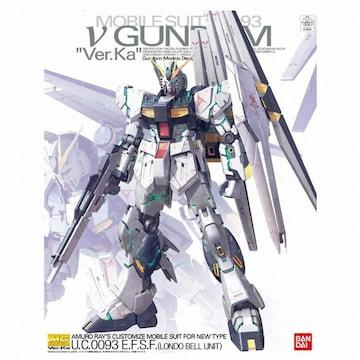 반다이  [MG] 1/100 RX-93 뉴건담 Ver. Ka