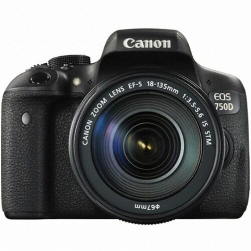 캐논 EOS 750D (렌즈패키지, 중고품)_이미지