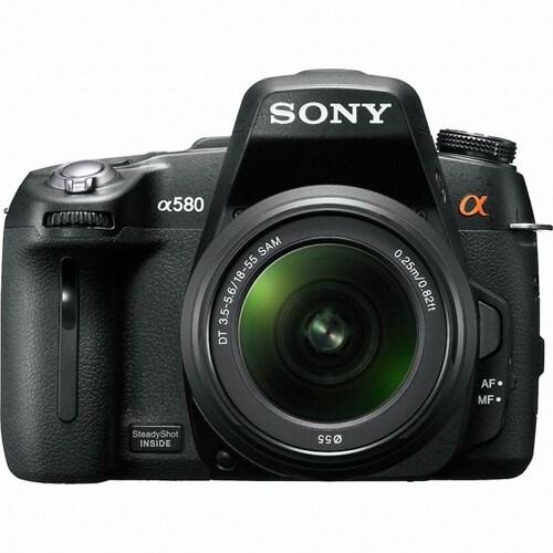 SONY 알파 A580 (18-55mm SAM)_이미지