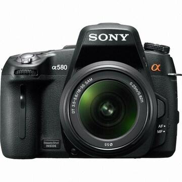 SONY 알파 A580 (기타렌즈 패키지)_이미지