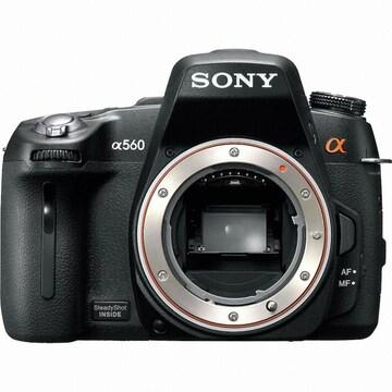 SONY 알파 A560 (18-55mm SAM)_이미지