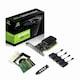 NVIDIA 쿼드로 P1000 MDP to DVI D5 4GB ABKO_이미지