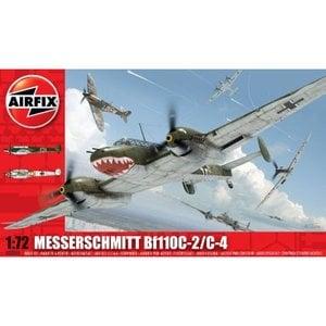AIRFIX  1/72 Messerschmitt Bf110C/D_이미지