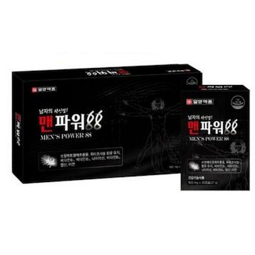 일양약품 맨파워88 30캡슐(3개)